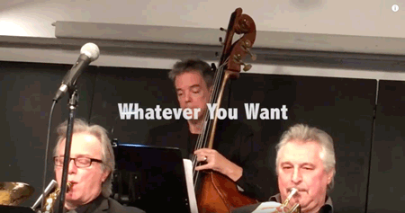 Jon Burr's Whatever You Want