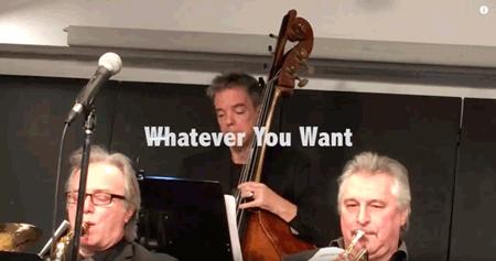 Jon Burr's Whatever You Want