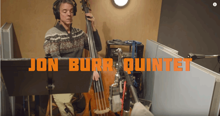 Jon Burr Quintet plays Koko