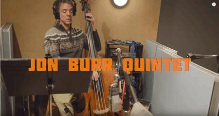 Jon Burr Quintet plays Koko